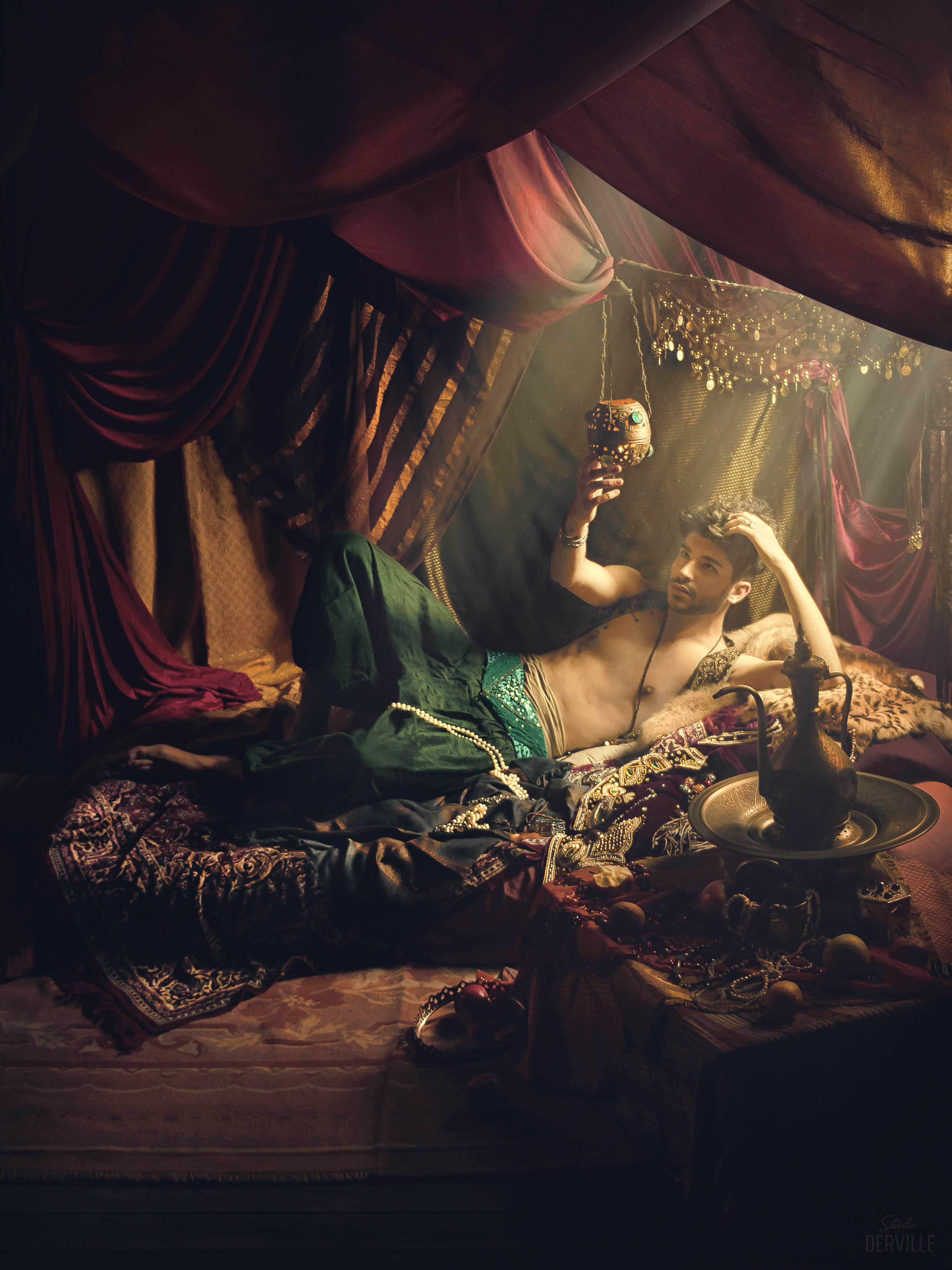 Orientalism - The prince