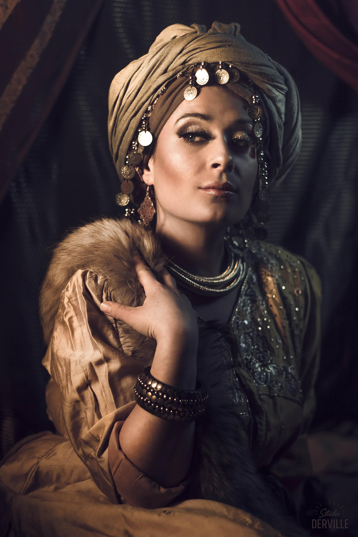 Orientalism - The Queen